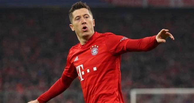 R. Lewandovski (Bayern Monaco)