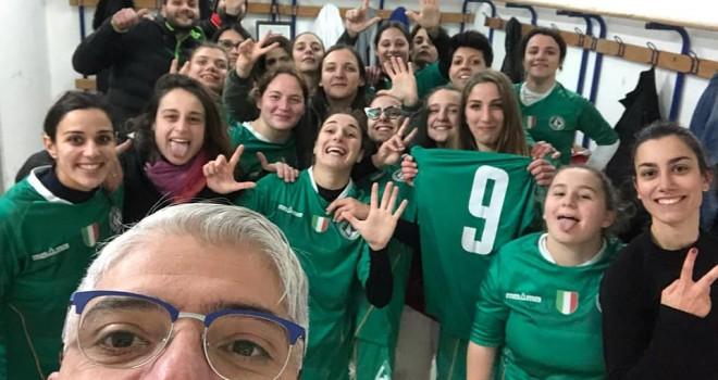 Il selfie-vittoria dei Lupi Baschi