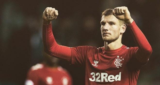 Barisic (Glasgow Rangers)