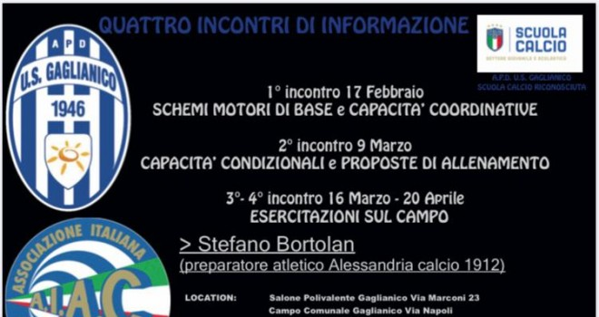 A.I.A.C. Biella e Gaglianico uniti per incontri informativi