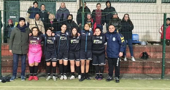 Cerreto S.-G. Loia C5 4-4: gol e spettacolo nel big-match, pari equo