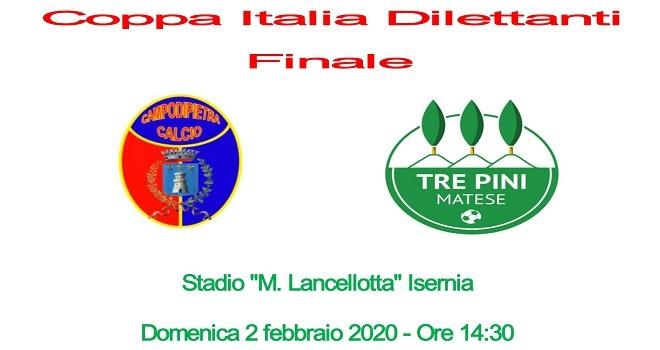 Coppa Italia è il giorno della finale