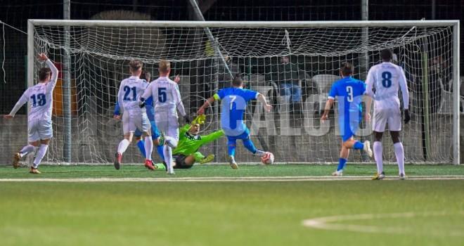 Rizq fa piangere il Baveno, la Coppa Piemonte la vince il Chisola