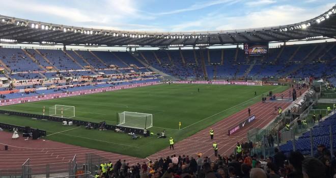 Live Roma Lecce diretta