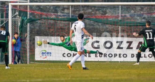 Gozzano-Pianese 1-0, fondamentale vittoria dal dischetto