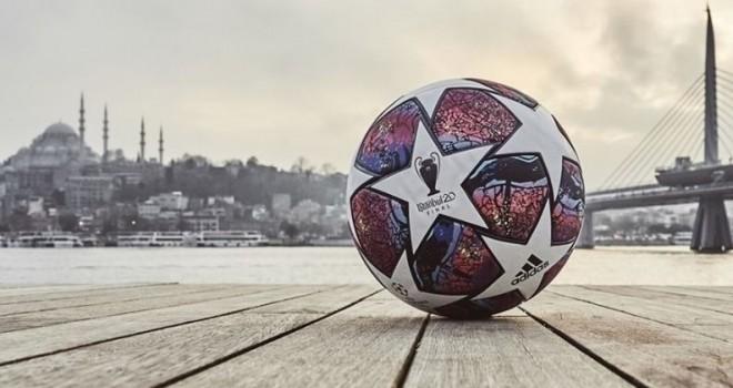 Champions League: adidas svela Istanbul 20, il pallone della Finale