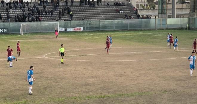 Marcianise-Puteolana 1-2: si complica la salvezza per i gialloverdi