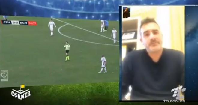 "Catania, Lucarelli: ""Futuro? Speranze fondate in un lieto fine"""