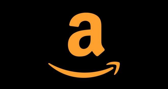 Il logo ufficiale di Amazon