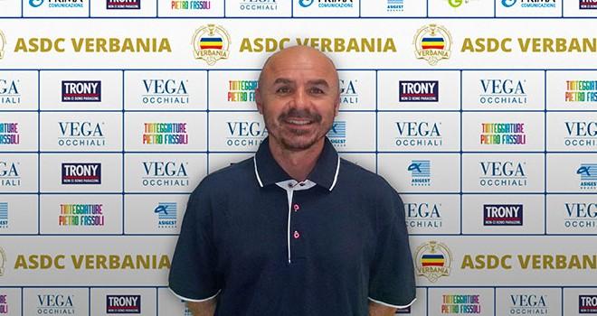 Luca Porcu presentato a Verbania