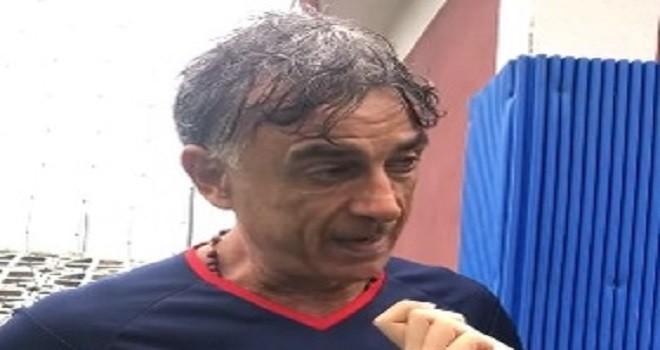 Baldassarri, allenatore del Montegiorgio