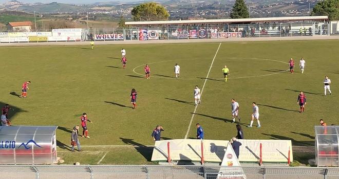 Montegiorgio-Campobasso 0-1