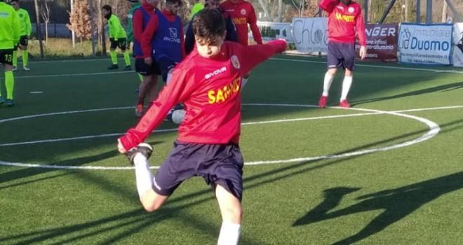 L. Luciani, Sanniti Five Soccer