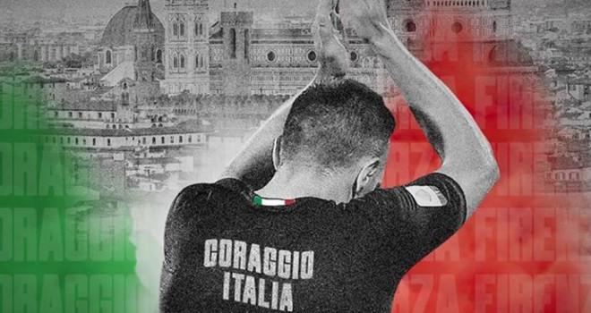 Il messaggio di Ribery all'Italia