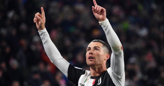 C.Ronaldo, attaccante della Juventus
