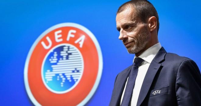 A. Ceferin, Presidente UEFA
