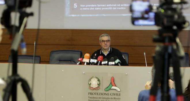 Borrelli, capo della Protezione Civile