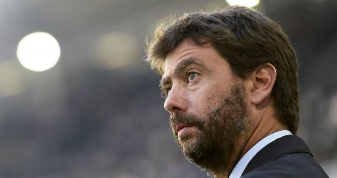 Il Pres. A. Agnelli, Juventus