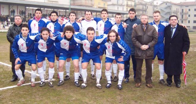 Lo Sporting Genzano campione 2005-06