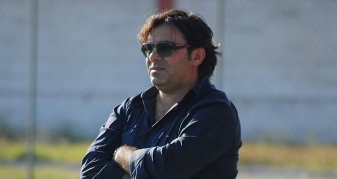 Antonio Pizzulli, tecnico del Ginosa