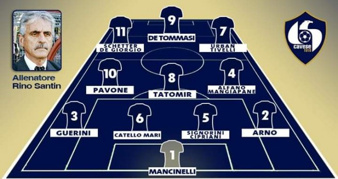 Cavese Top 11