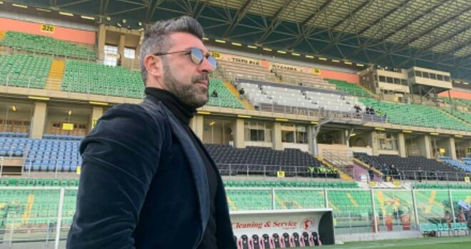 Montervino, direttore sportivo Taranto