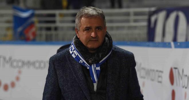Maurizio Rullo, patron del Novara Calcio