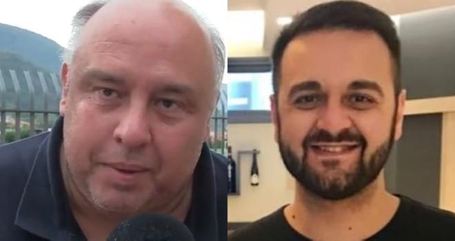 T. D'Ambrosio e P. De Vizio