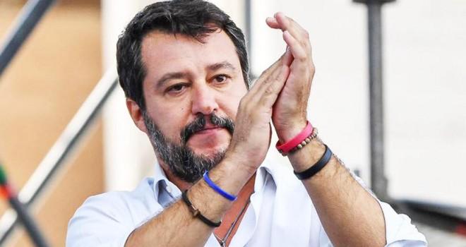 Il Sen. M. Salvini, Lega