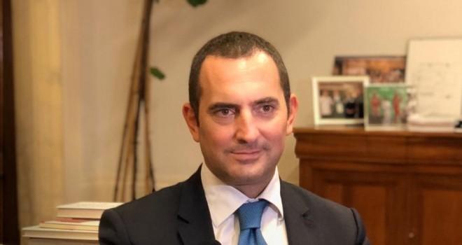 V. Spadafora, Ministro per lo Sport