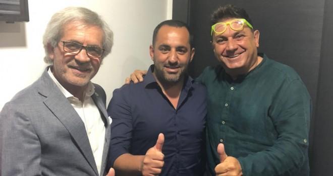 Pellegrino, De Stefano e Filosa