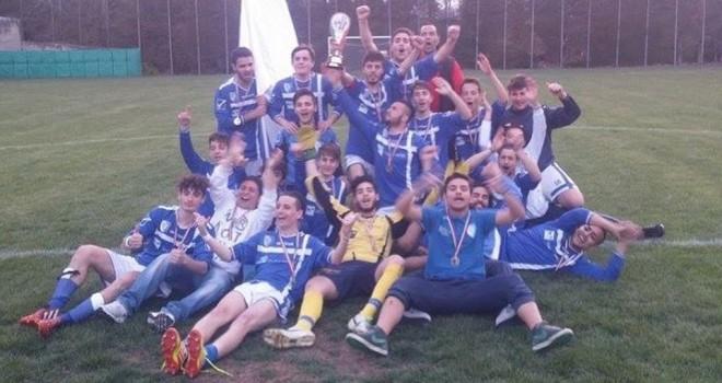 L'ultimo amarcord del Pomarico: la vittoria della Juniores nel 2015