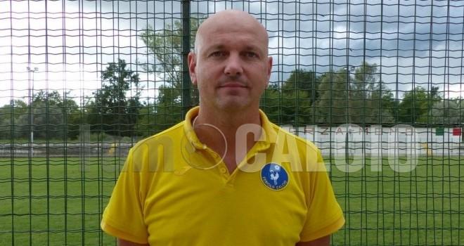Fabio Ochetti, tecnico del Feriolo
