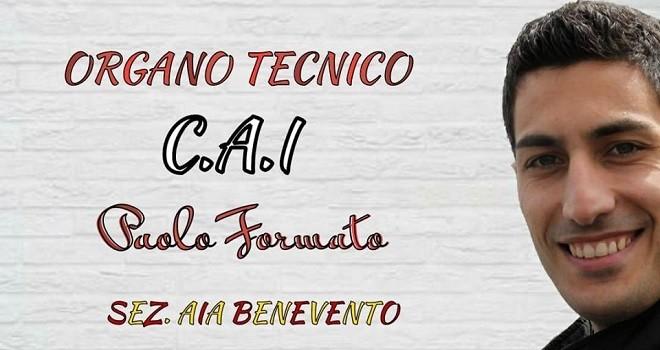 P. Formato, Aia Benevento
