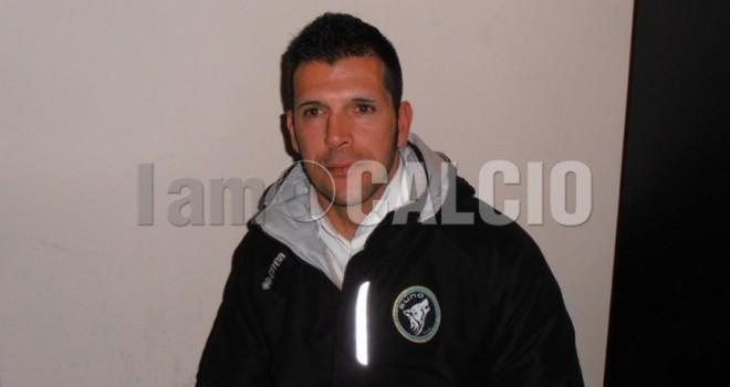 Dario Carginale, allenatore del Suno