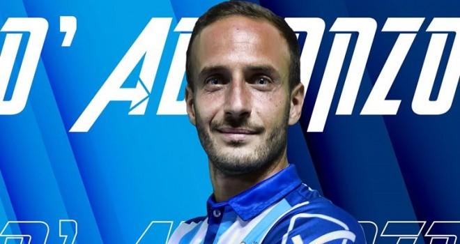 M. D'Abronzo, Albanova Calcio