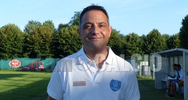 Glauco Ramazzotti, tecnico del Briga