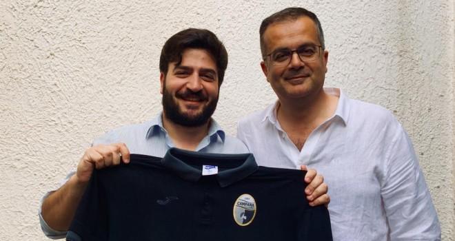 G. Dello Iacovo ed il Pres. P. Campana