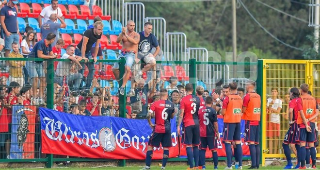 Gozzano, si allontana la Serie C
