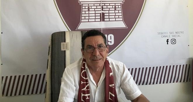 Il Pres. M. Verdicchio, Maddalonese