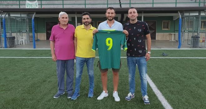 S. Colangelo e la dirigenza S. Venticano