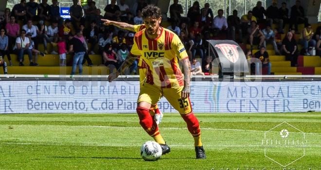 N. Viola, Benevento