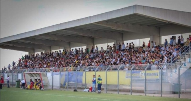 Mesagne, partenza col botto: 5-1 alla Virtus Lecce