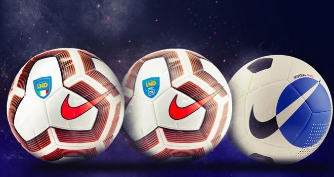 I nuovi palloni della serie D