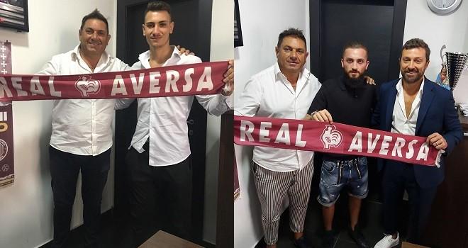 R. Papa e G. Faiello, R. Agro Aversa