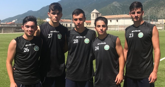 Cesare Ventura. Grandi soddisfazioni: 9 atleti giocheranno in Serie D