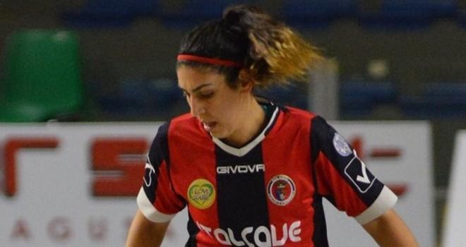 Marcella Violi, Italcave Statte