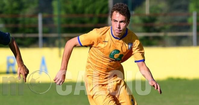Ceschi reggerà l'attacco gialloblu
