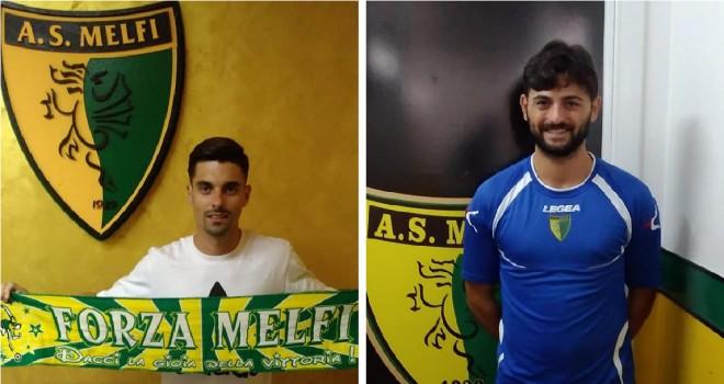 L'argentino Marin e l'attaccante Vitelli