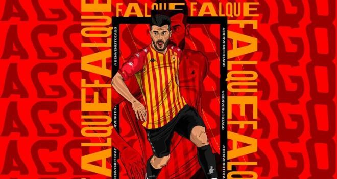 Iago Falque, Benevento